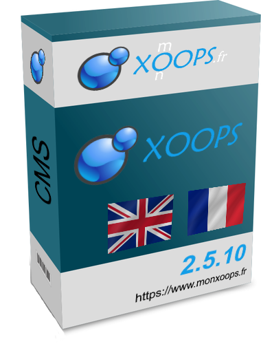 Xoops 2.5.10 Fr